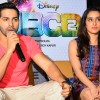 Gurgaon crowd dances away with Varun, Shraddha