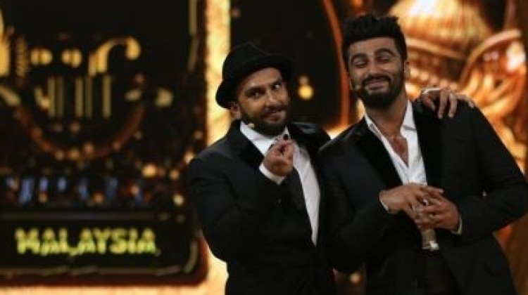 When Ranveer and Arjun brought the house down