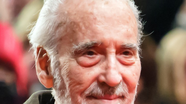 Dracula falls silent: Indian celebs mourn Christopher Lee's death