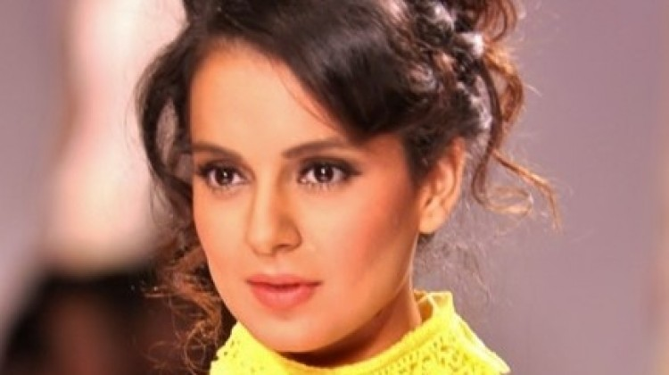 I'm Not As Strong As My Characters Which I Play In My Films : Kangana Ranaut