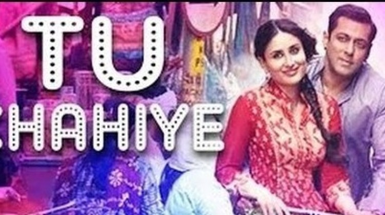 Second Song from Bajrangi Bhaijaan 'Tu Chahiye' Released!