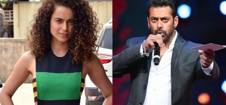 Why Kangana rejected a film opposite Salman?
