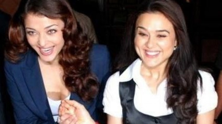 "Preity Zinta ""Aishwarya is a cool Mom and Great Fun"""