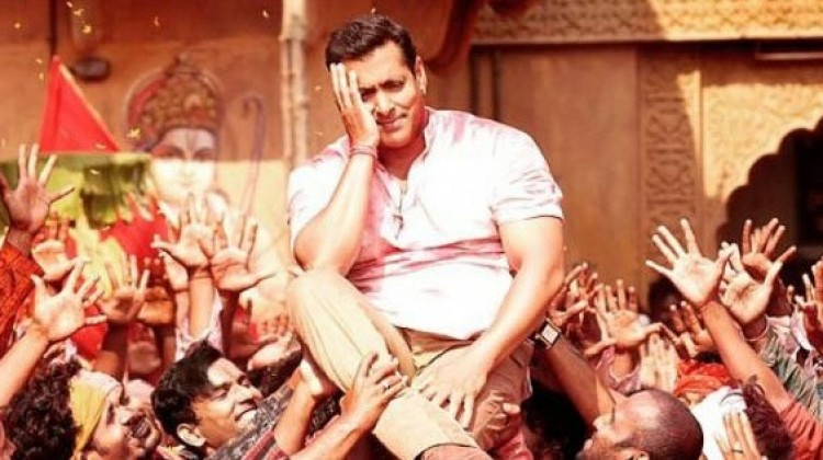 Audience reaction is High for me: Salman Khan