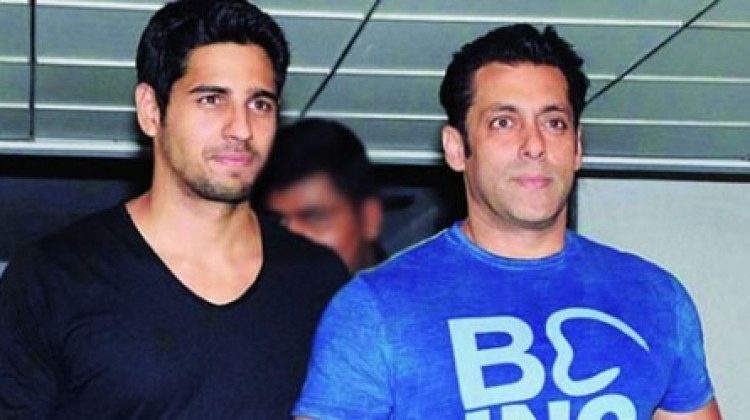 Salman Helped Me A Lot For My Character In 'Brothers' : Sidharth Malhotra