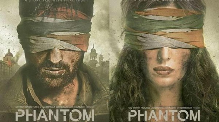 Why did the Censor Board reject Phantom posters?