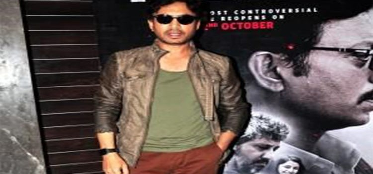 Irrfan Khan is happy with the response he is getting for his film-'Talvar'