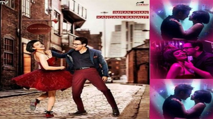 Katti Batti New posters out! Song release today!