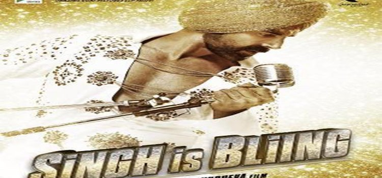 """""""Singh is Bling"""" First look and Song out!"""