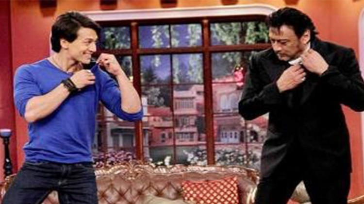 Id' Love to work with Tiger: Jackie Shroff