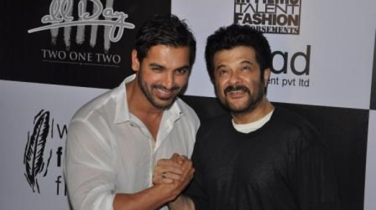 Anil Kapoor's Dedication For His Work Is Very Inspiring : John Abraham