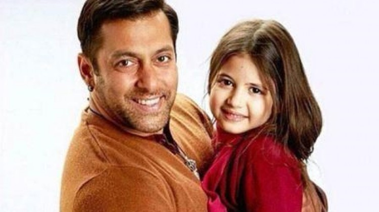 Harshaali Is The Most Loved Kid In The Planet These Days : Salman Khan
