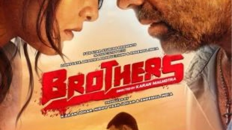 Brothers 8 Million and New poster- Akshay Kumar