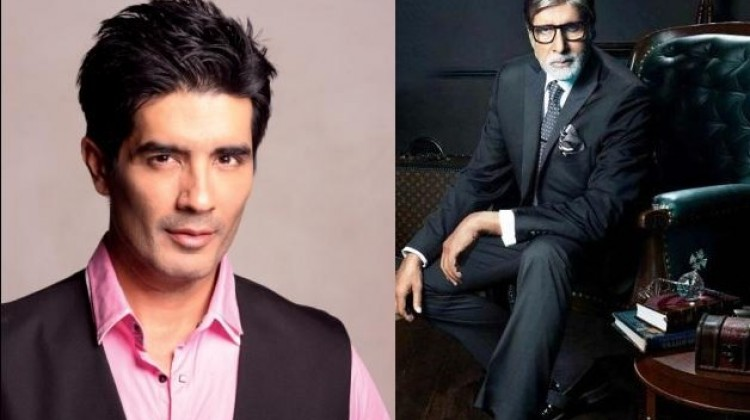 Amitabh Bachchan Is The Most Iconic And Stylish Actor In Our Indian Film Industry : Manish Malhotra