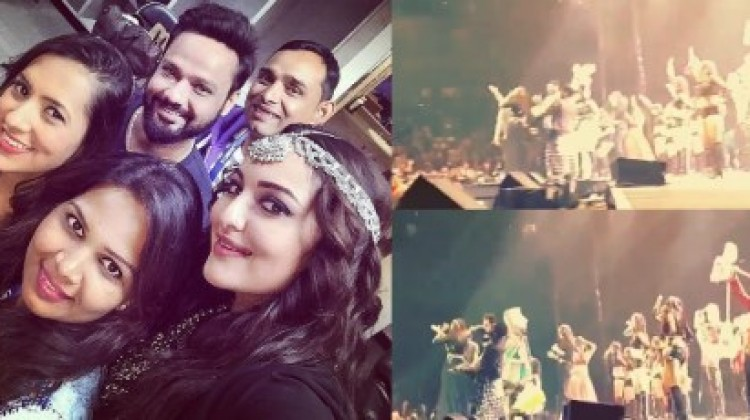 "Sonakshi Sinha ""Left my heart in San Francisco"""