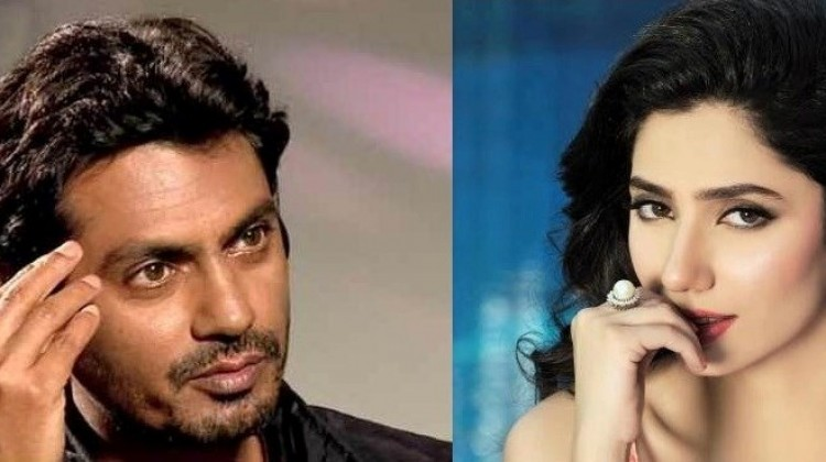 "Mahira Khan Refuses ""Love Making"" Scene with Nawazuddin Siddiqui"