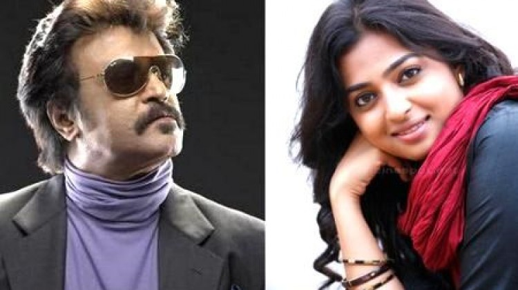 What's on Radhika's request list for Rajni Sir?
