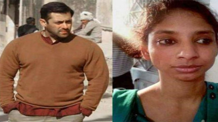 I'm Happy That The Government Has Taken A Keen Interest To Reunite Geeta With Her Family In India : Salman Khan
