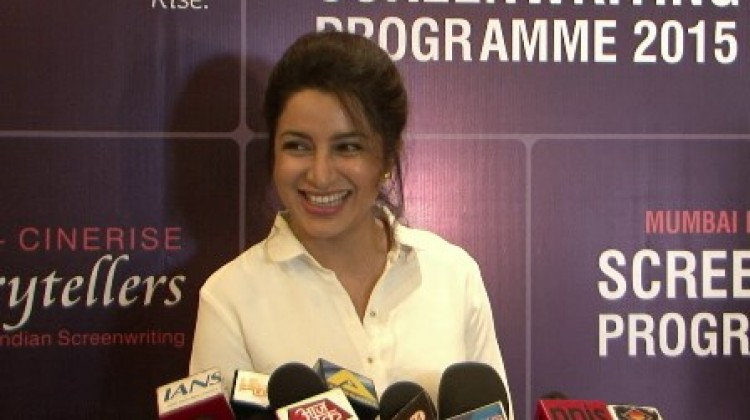 """""""Story is Important"""" Tisca Chopra"""