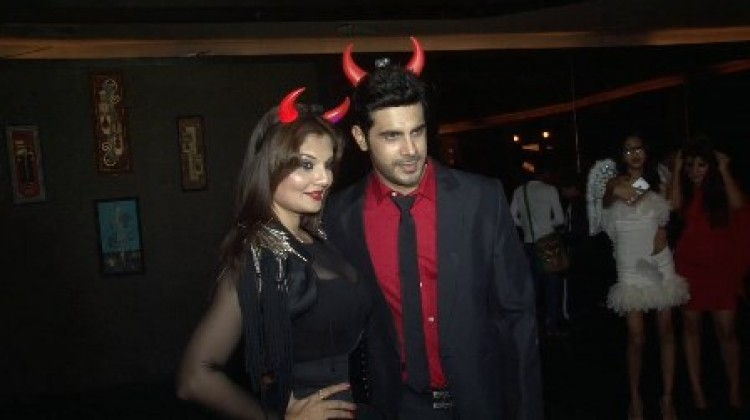 "Actress Deepshikha turns ""Devil"" on her Birthday!"