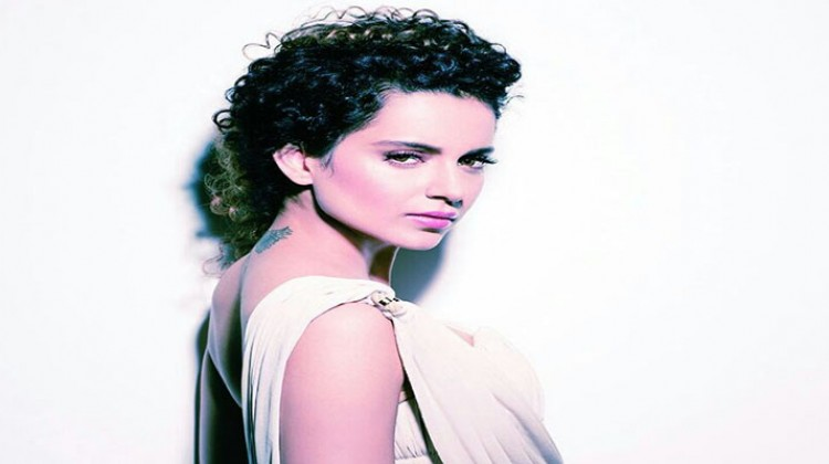 I Thoroughly Enjoy The Process Of Writing Dialogues For My Films : Kangana Ranaut