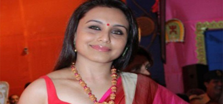 Soon-To-Be-Mom: Rani Mukherjee To Deliver Her First Baby In January 2016