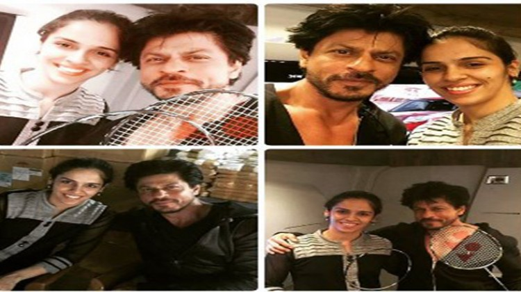 """Dilwale """"Fan Moment"""" for Sania Nehwal"""