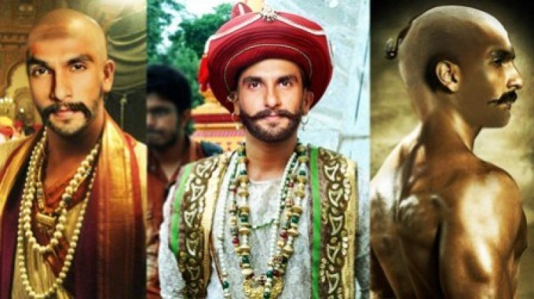 OMG! Ranveer Singh Stays Silent for the Sake of Bajirao!