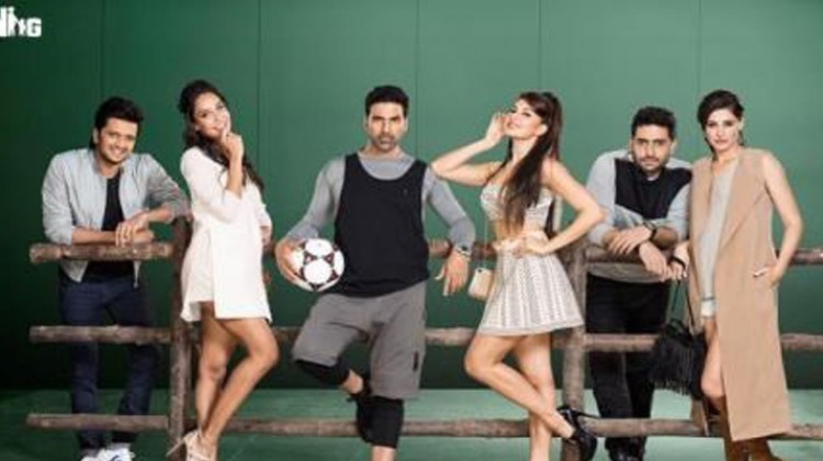 Housefull 3 first look out!