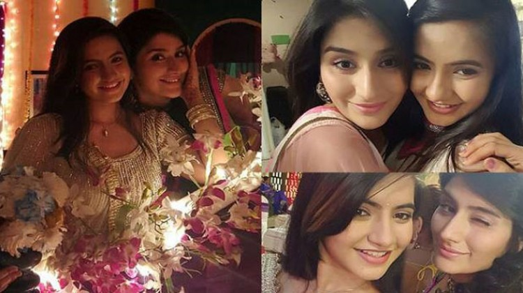 The new inseparable sisters of small screen – Monica and Meera
