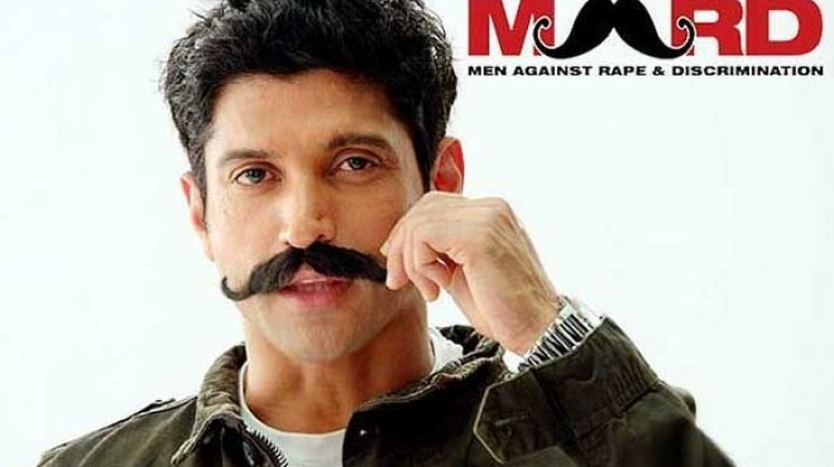 Farhan's MARD campaign makes INDIA proud Globally and Socially