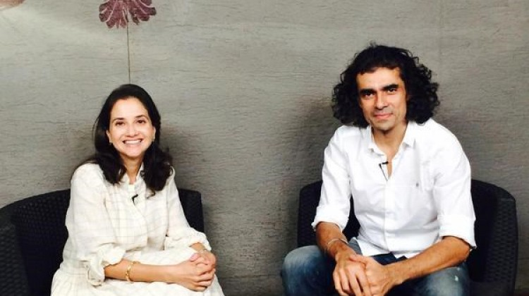 Imtiaz Ali makes time to interact with audiences