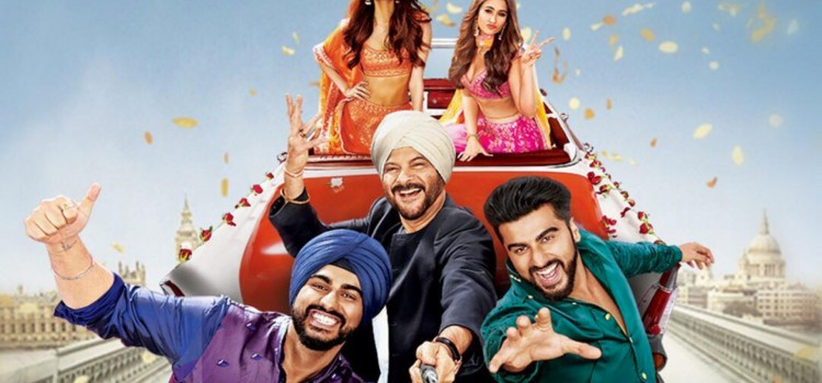Mubarakan box office collection day 1: Arjun Kapoor, Anil Kapoor film sees decent start