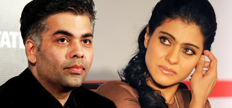 Kajol finally speaks up on working with Karan Johar, says she will never…