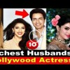 Shocking! Money over everything? Bollywood Actresses who married super rich men