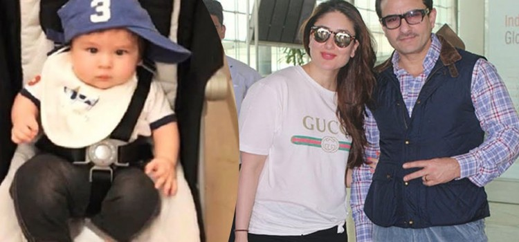 Taimur looks the cutest ever in latest family holiday pictures!