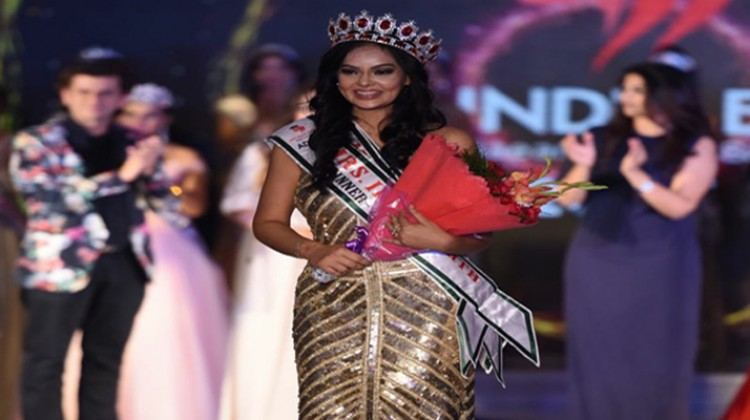 Mrs India Earth 2017: Shweta Chaudhary Succeded Against All Odds In Her Life