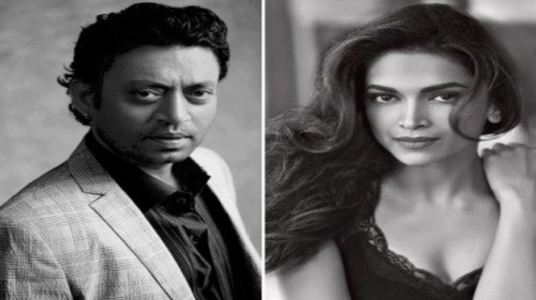 Irrfan Khan Excited To Work With Deepika Padukone Again