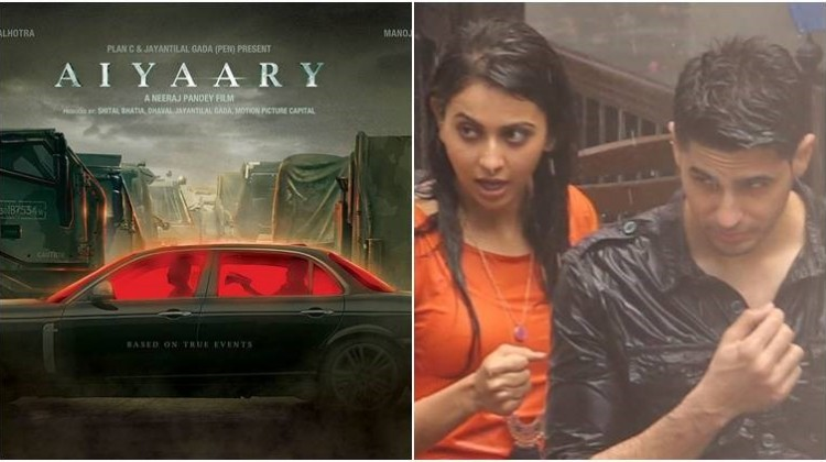 Sidharth Malhotra's 'Aiyaary' postpone its release date; now it will release on February next year