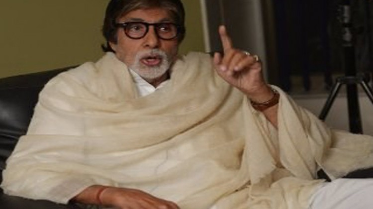 Amitabh Bachchan – I am Well, There Was No Accident