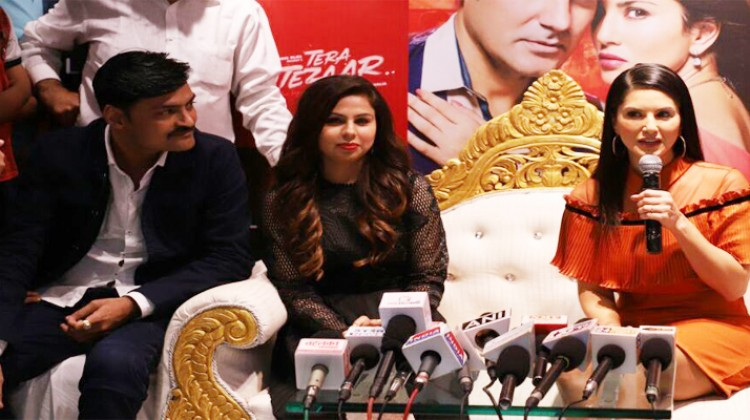 """We intend to make meaningful cinema says """"Tera Intezar"""" Producer"""