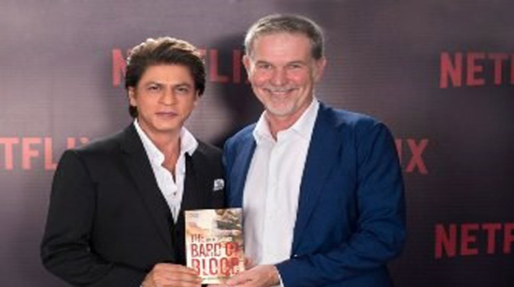 Shah Rukh Khan To Collaborate With Netflix, Confirmed