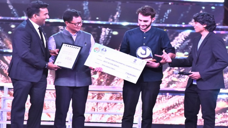 International Film Festival of India 2017 closing ceremony highlights