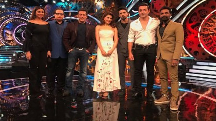 """Race 3"" Team Will Make Bigg Boss 11 Weekend Episode Special"
