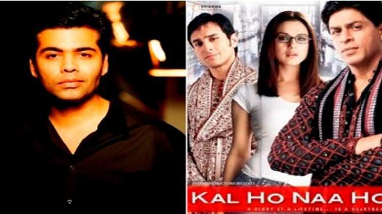 """Kal Ho Naa Ho"" Clocks 14 Years, Karan Johar Gets Nostalgic"