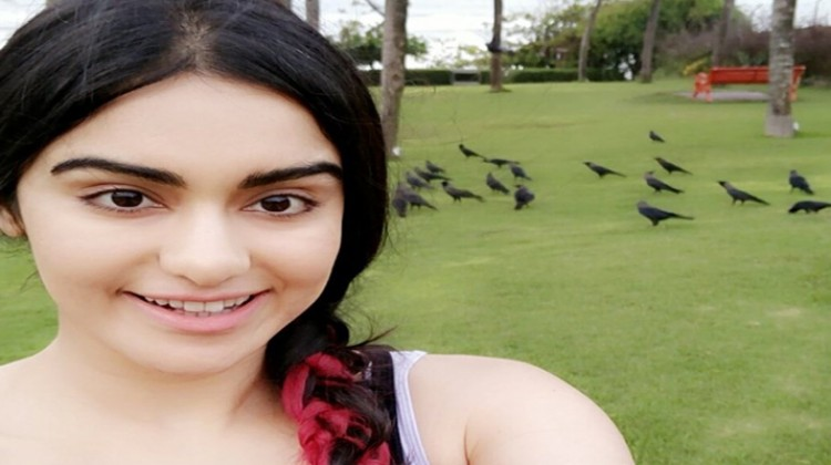 Adah Sharma excited for her comic role and lots of dancing in 'Charlie Chaplin 2'