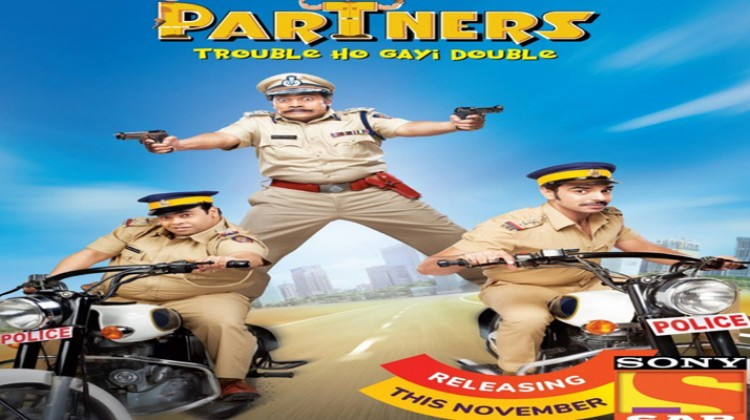Playing double roles in 'Partners' was so much fun says Johny Lever