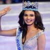 After 17 long years Indian beauty Manushi Chhillar wins crown of Miss World 2017