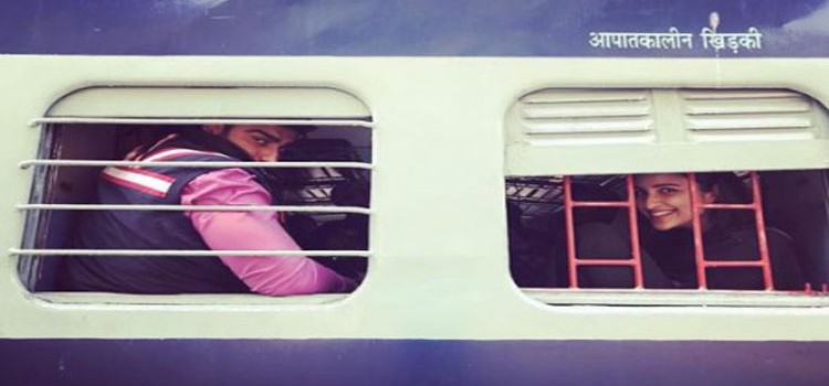 Parineeti Chopra And Arjun Kapoor Back in Train