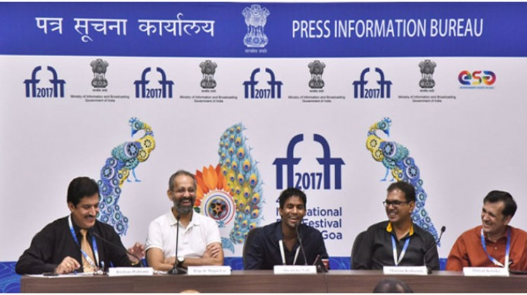 Indian Directors talk about their films chosen for the Indian Panorama at IFFI 2017
